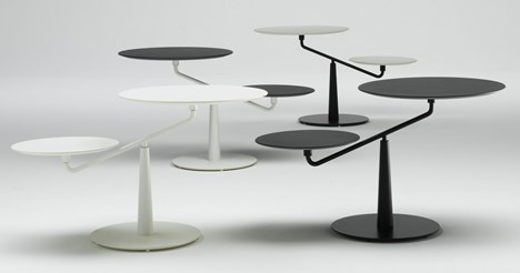 Saturno Side Table