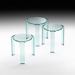 Omaggio Alvar Aalto Tris Side Table