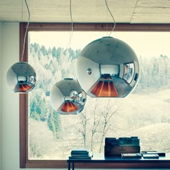 Globo Di Luce Suspension Lamp