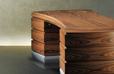 Exedra Writing Desk