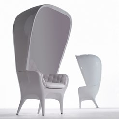 Showtime indoor Armchair with cover