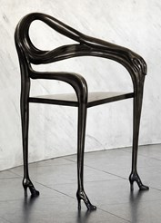 Black Label Leda Armchair