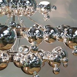Bubbles Suspension Lamp