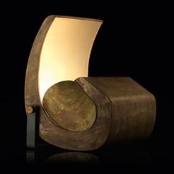 Escargot Table Lamp