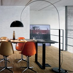 Coupé 3320-R Floor Lamp