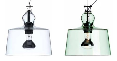 Acquatinta Suspension Lamp