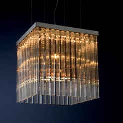 Alistair Cube Suspension Lamp
