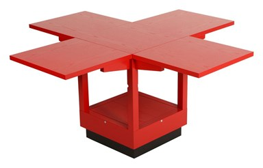 K10 Bauhaus Tea Table