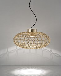 G.R.A. Oval Suspension Lamp