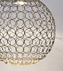 G.R.A. Sphere Suspension Lamp