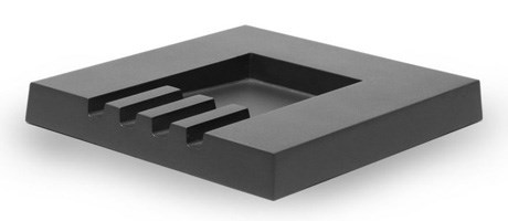 H Square Ashtray
