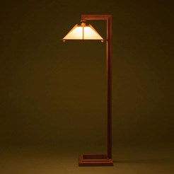 Taliesin 1 Floor Lamp