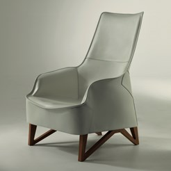 Mobius Wing Chair