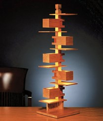 Taliesin 3 Table Lamp