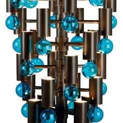 Arbre à Bulles Table Lamp