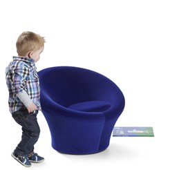 Mushroom Junior Lounge Chair