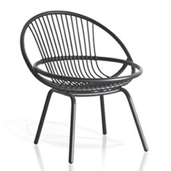 Radial Outdoor Armchair
