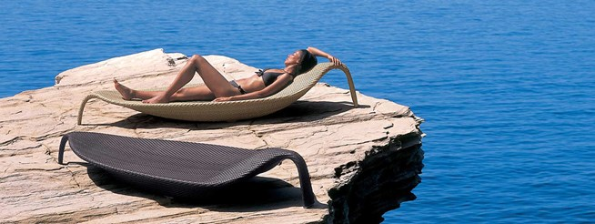 Leaf Beach Chair