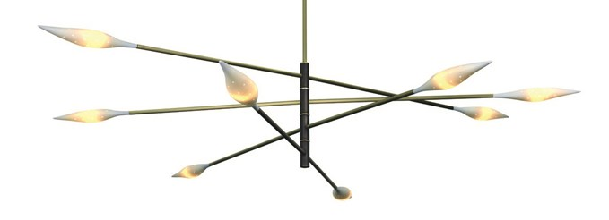 Constellation Suspension Lamp