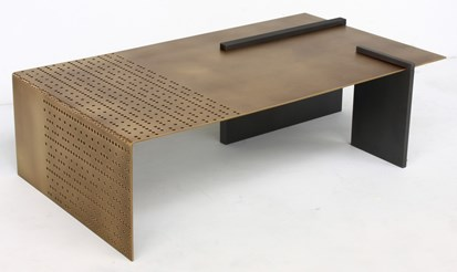 Partition Coffee Table