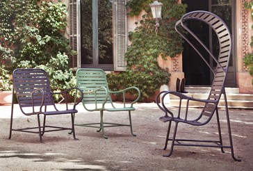 Gardenias Outdoor Armchair
