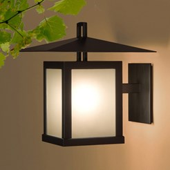 Caelum Outdoor Wall Lamp