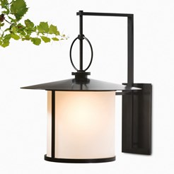 Cerchio Outdoor Wall Lamp