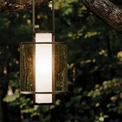 Garda Outdoor Suspension Lamp