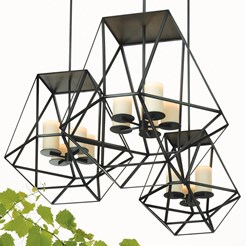 Gem Outdoor Suspension Lamp