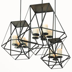 Gem Suspension Lamp