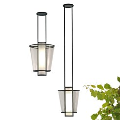 Lucerne Outdoor Suspension Lamp