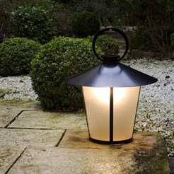 Passage Outdoor Suspension Lamp