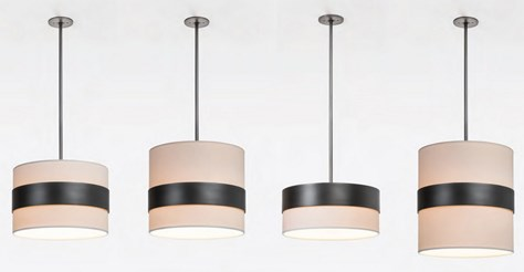 Bamba Suspension Lamp