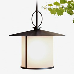 Cerchio Outdoor Suspension Lamp