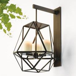 Gem Outdoor Wall Lamp