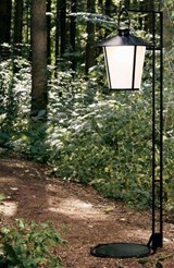 Passage Outdoor Floor Lamp
