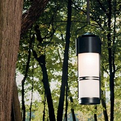 Quill Outdoor Suspension Lamp