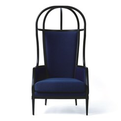 Laval Crown Single Chair With Opened Roof