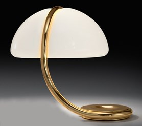 Serpente Oro Table Lamp