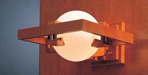 Robie 1 Wall Sconce