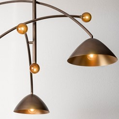 Pagode Suspension Lamp