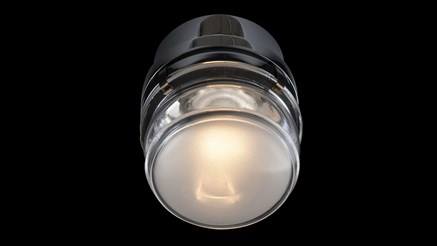 Fresnel LED 1148L Wall Lamp