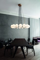 Le Sfere Suspension Lamp