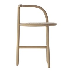 Single Curve Stool