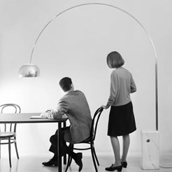 Arco LED Floor Lamp