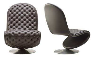 System 1-2-3 Chair Low Lounge Deluxe