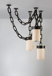 Flexible Suspension Lamp
