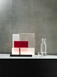 On Lines Table Lamp