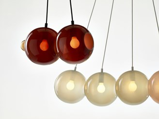Pendulum Suspension Lamp