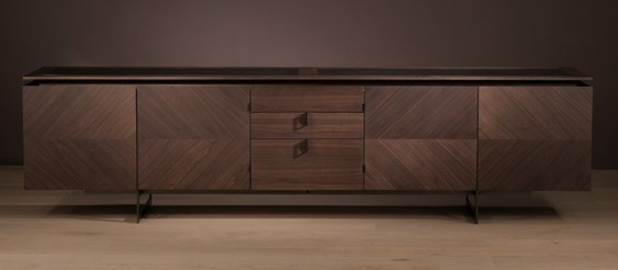 Philippe Walnut Sideboard